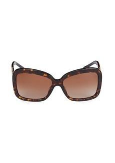Burberry 58MM Square Sunglasses