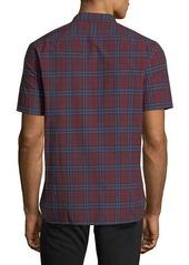 52b288f9645b ... Burberry Alexander Check Short-Sleeve Sport Shirt