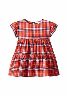 Burberry Alima Check Dress (Infant/Toddler)