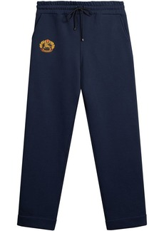 Burberry archive crest tracksuit bottoms