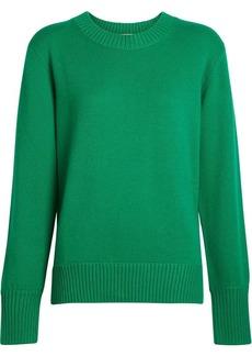 Burberry Archive Logo Appliqué Cashmere Sweater