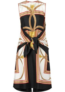 Burberry Archive Scarf print dress