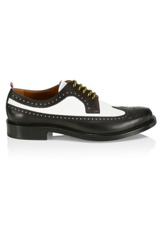 Burberry Arndale Two-Tone Brogues