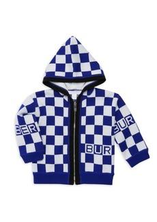 Burberry Baby Boy's & Little Boy's Mini Paul Wool Zip-Up Sweater