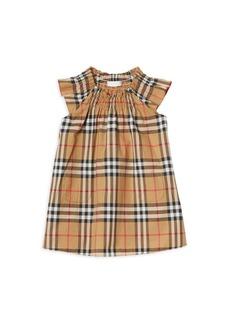 Burberry Baby & Little Girl's Vinya Check Dress