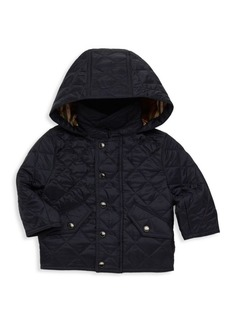 Burberry Baby's & Little Boy's Ilana Quilted Jacket
