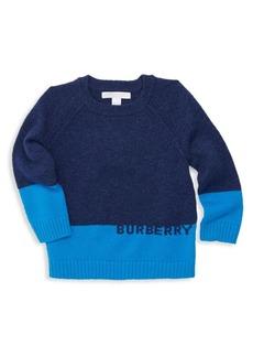 Burberry Baby Boy's & Little Boy's Mini Alister Cashmere Sweater