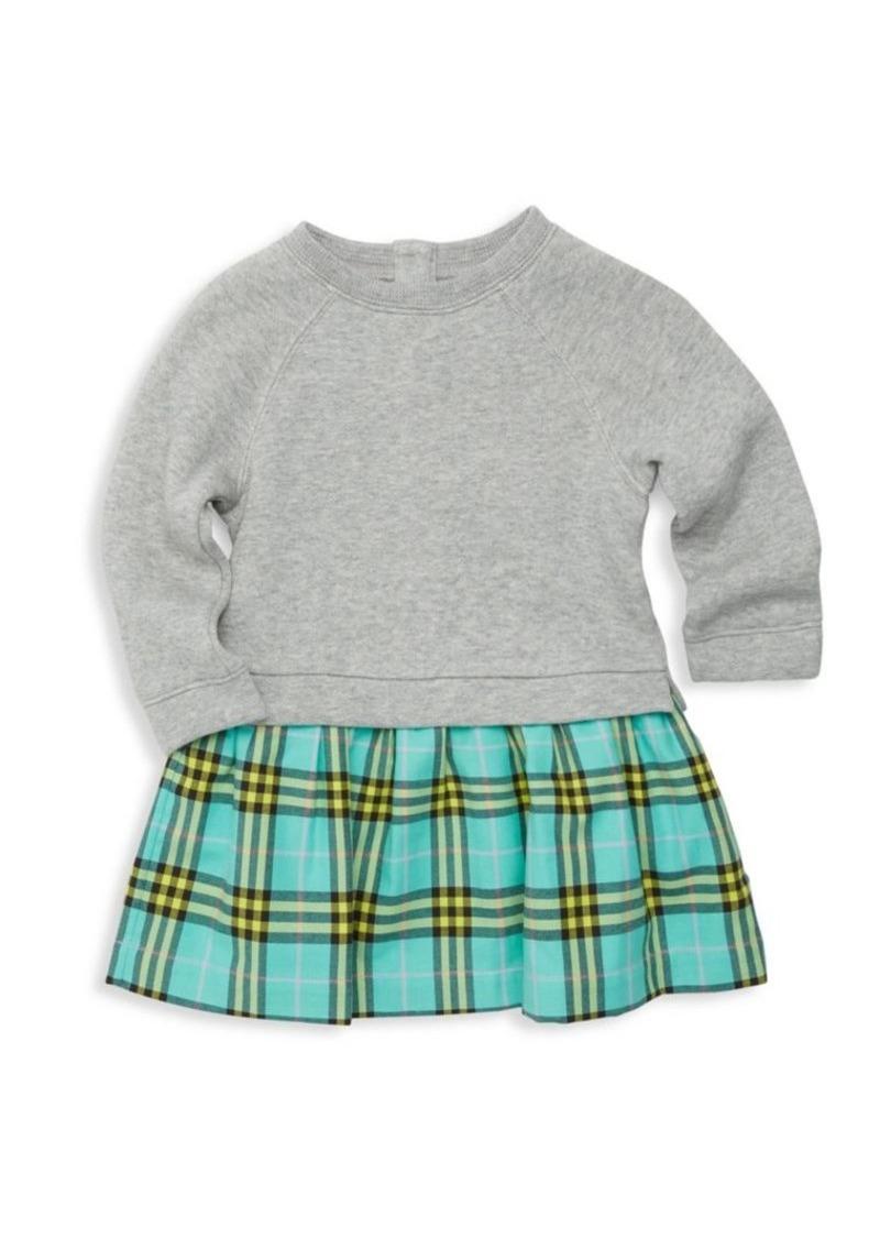 623d2fb15faf Burberry Baby Girl s   Little Girl s Francine Sweater Check Dress