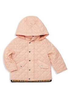 Burberry Baby's & Little Girl's Ilana Quilted Coat
