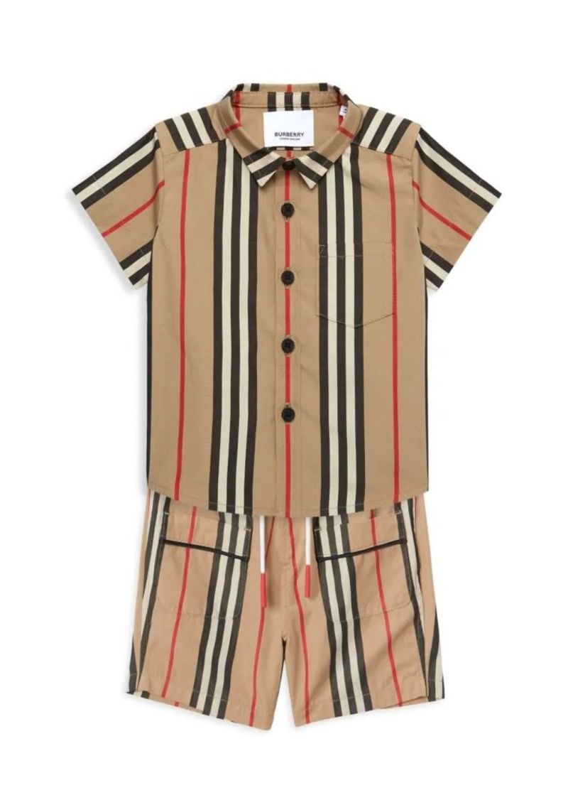 Burberry Baby's & Little Boy's Fredrick Iconic Shirt