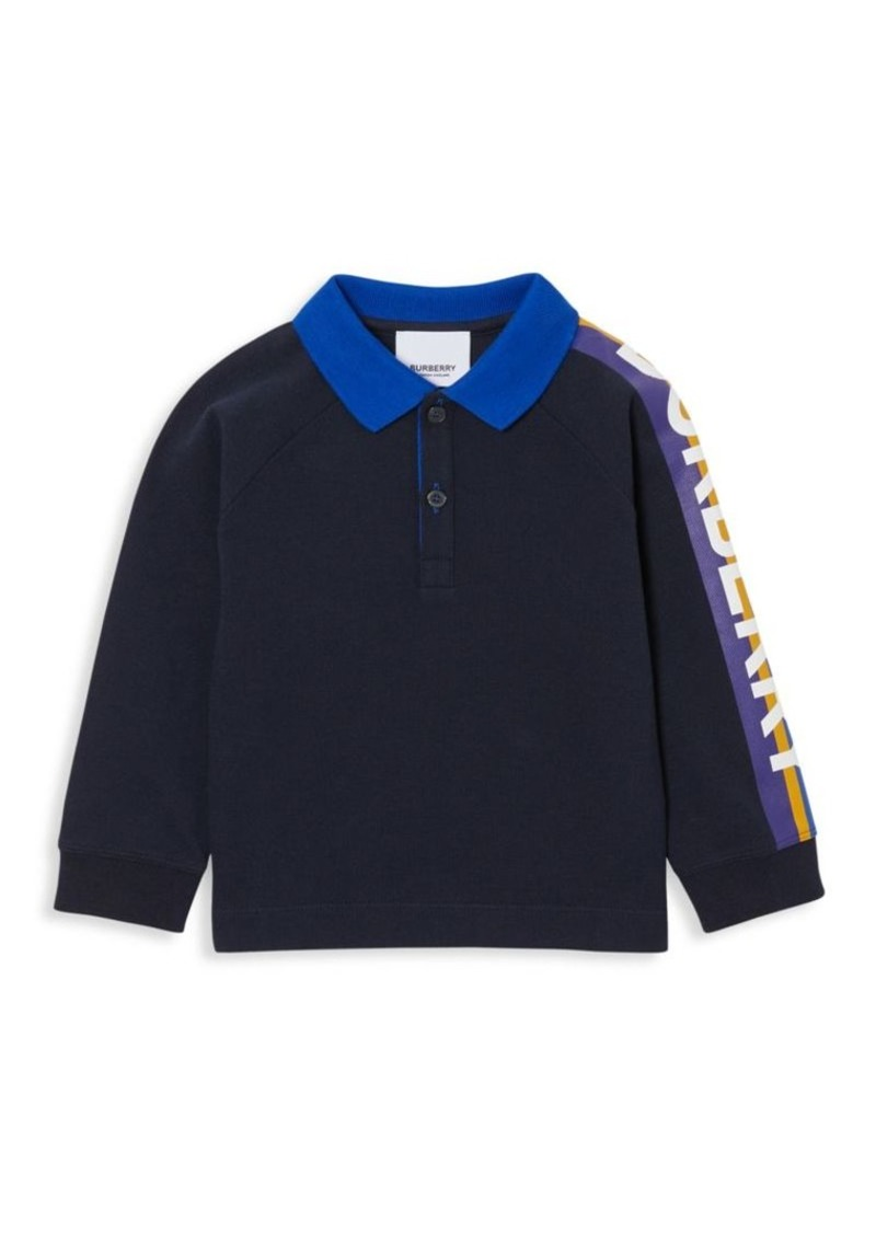 Burberry Baby's & Little Boy's IB5 Mini Stripe Duncan Polo