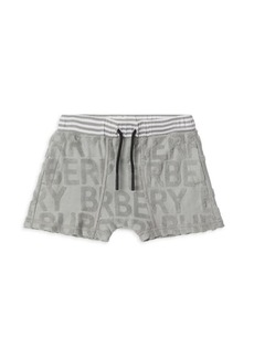 Burberry Baby's & Little Kid's Terrycloth Logo Shorts