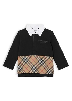 Burberry Baby's & Little Girl's Mini Quentin Polo Top