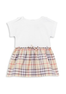 Burberry Baby's & Little Girl's Rhonda Check Dress
