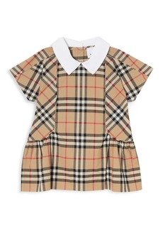 Burberry Baby's & Little Girl's Robyn Icon Dress