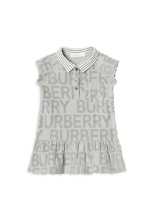Burberry Baby's & Little Girl's Terrycloth Polo Dress