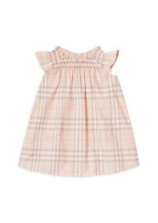 Burberry Baby's & Little Girl's Vinya Tartan A-Line Dress