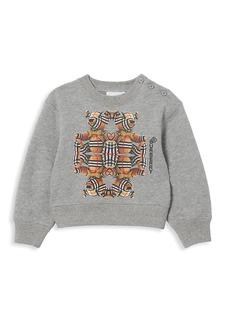 Burberry Baby's & Little Kid's Classic Bear Sweatshirt