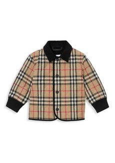 Burberry Baby's & Little Kid's Culford Quilted Jacket