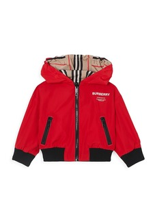 Burberry Baby's & Little Kid's Tommy Icon Coat