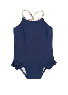Burberry Baby's & Toddler's One-Piece Lundy Swimsuit
