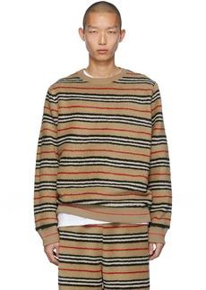 Burberry Beige Edson Sweatshirt