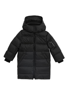 Burberry Birton Quilted Long Coat  Size 4-14
