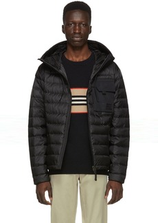 Burberry Black Down Creslow Jacket