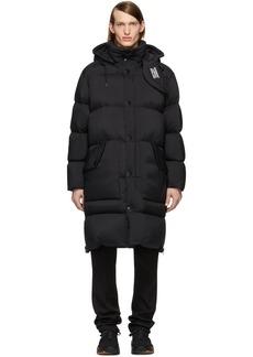 Burberry Black Down Puffer Jacket