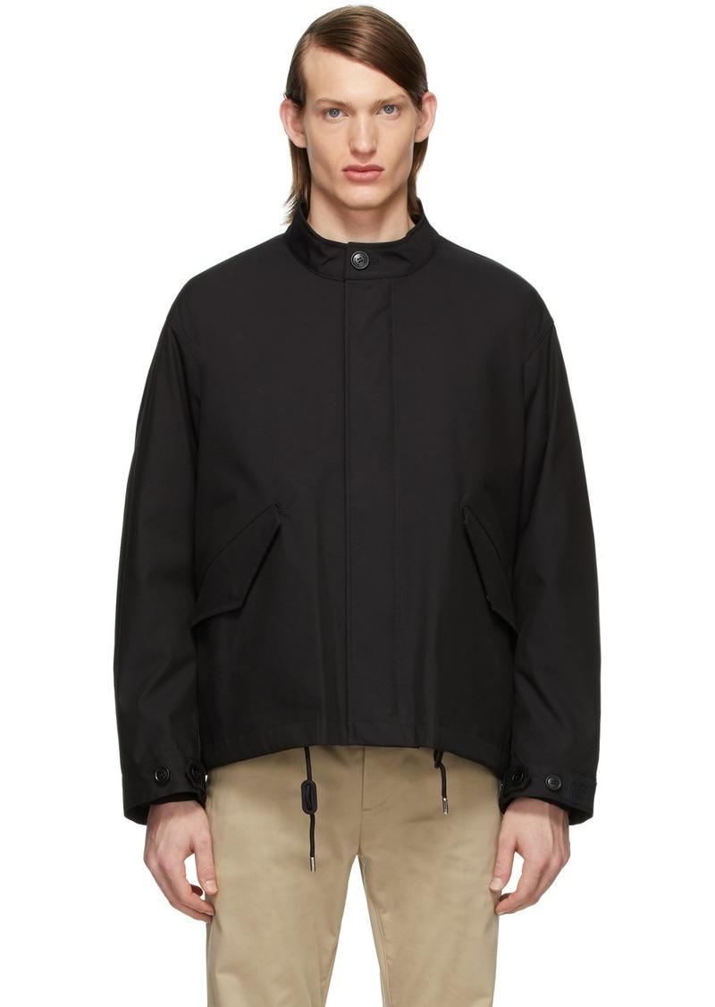 Burberry Black Finchley Bomber Jacket