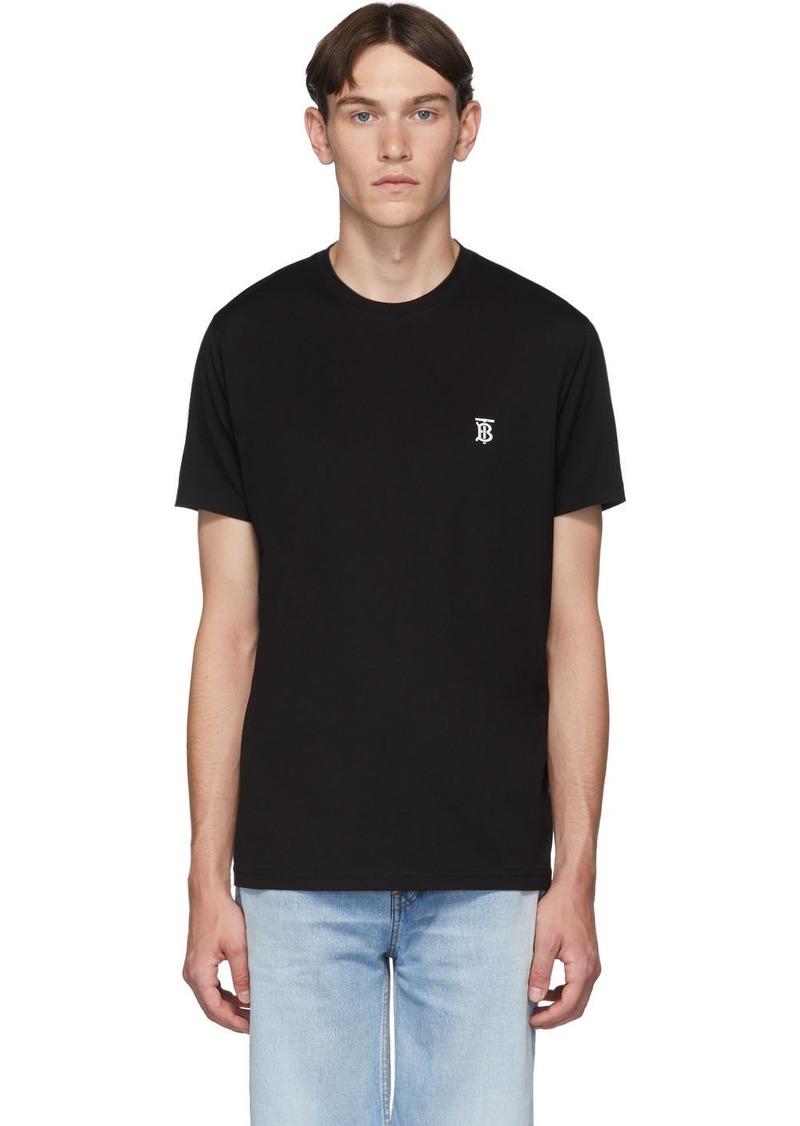 Burberry Black Monogram Parker T-Shirt