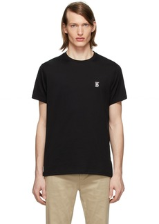 Burberry Black Parker T-Shirt