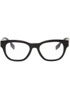 Burberry Black Rectangular Glasses