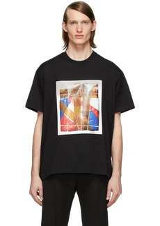 Burberry Black Styler T-Shirt