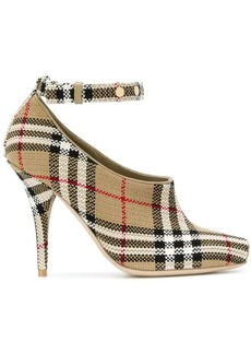 Burberry Blyth ankle-strap pumps