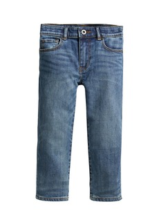 Burberry Boys' Relaxed Faded Denim Jeans