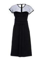 BURBERRY - Knee-length dress