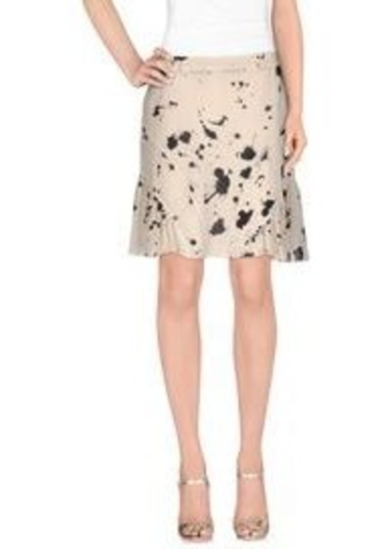 BURBERRY - Mini skirt