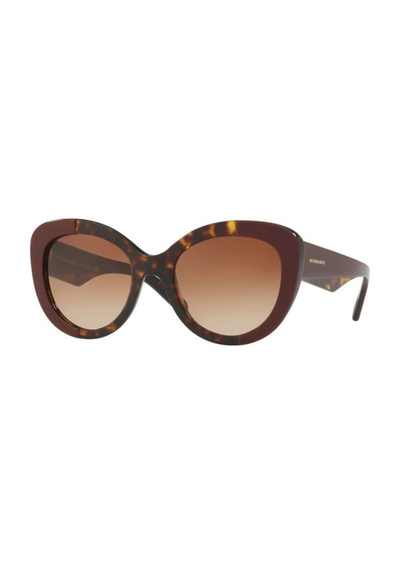 e7d009a943cb On Sale today! Burberry Burberry 54MM Cat Eye Sunglasses