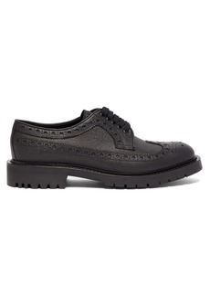 Burberry Alexre leather brogues