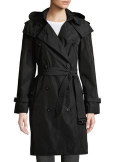 Burberry Amberford Hooded Coat