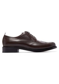 Burberry Arndale leather brogues
