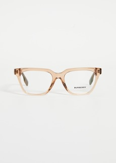 Burberry B Monogram Dorian Glasses