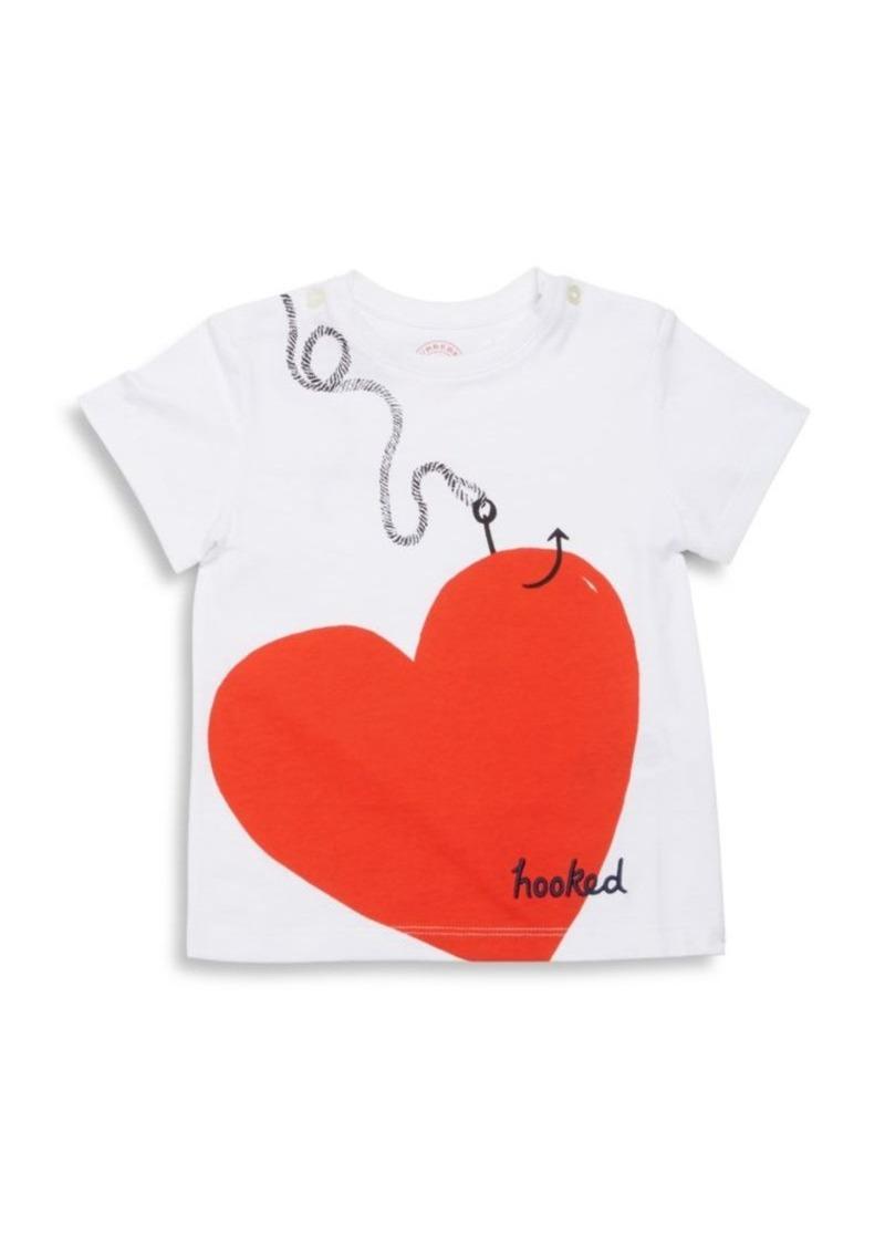 Burberry Baby's & Little Girl's Love Hooked Tee