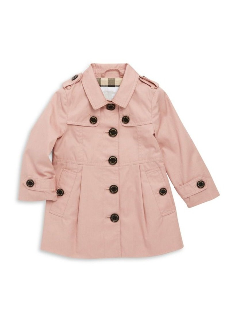 ba78111d7 Burberry Burberry Baby's & Toddler Girl's Sophia Trench Coat