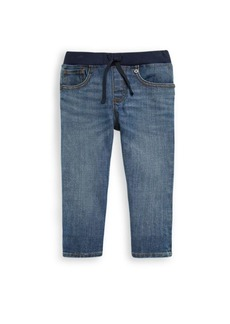 Burberry Baby's & Toddler's Pull-On Cotton Jeans