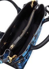 7b0d3a1dd8ae ... Burberry Banner Medium Leather Graffiti Top Handle Bag