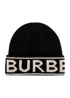 Burberry BB Cash Knit Hat