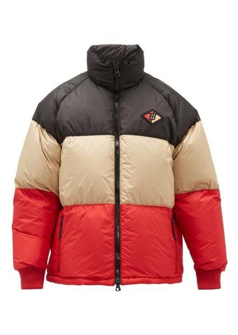 Burberry Branston down-filled jacket