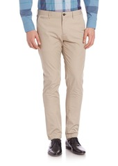 Burberry Slim-Fit Chino Pants